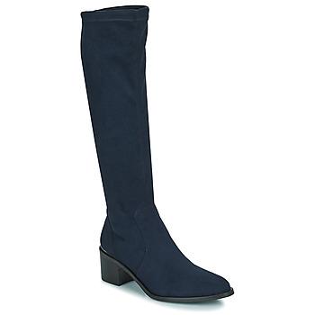 Schuhe Damen Klassische Stiefel JB Martin JOLIE Blau