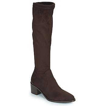 Schuhe Damen Klassische Stiefel JB Martin JOLIE Braun