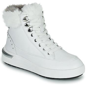 Schuhe Damen Schneestiefel Geox DALYLA Weiss