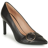 Schuhe Damen Pumps Geox FAVIOLA Schwarz