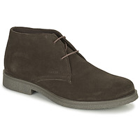 Schuhe Herren Boots Geox CLAUDIO Braun