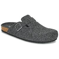 Schuhe Herren Hausschuhe Geox GHITA Grau