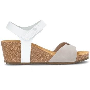 Schuhe Damen Sandalen / Sandaletten Interbios SANDALEN  5649 GRAU