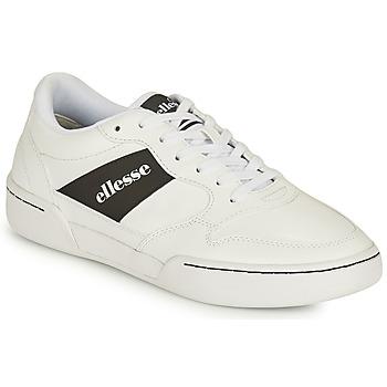 Schuhe Herren Sneaker Low Ellesse USTICA LTH AM Weiss
