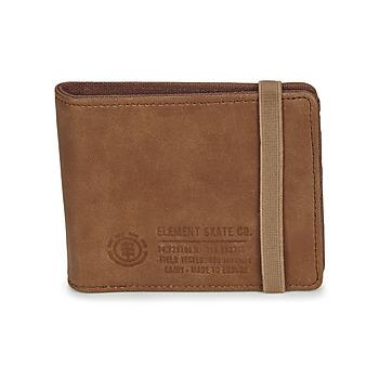Taschen Portemonnaie Element ENDURE II WALLET Braun