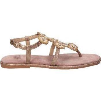 Schuhe Damen Sandalen / Sandaletten Alma Blue SANDALIAS  9014 SEÑORA ROSA Rose