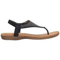 Schuhe Damen Sandalen / Sandaletten Amaspies AMARPIES ABZ19081 Mujer Negro noir