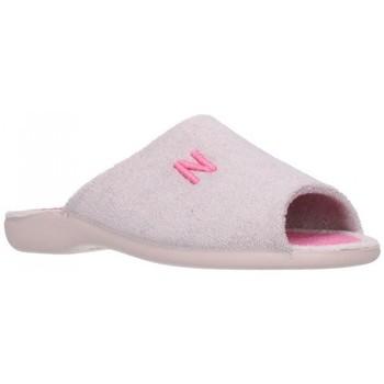 Schuhe Damen Hausschuhe Norteñas 9-316-9 Mujer Gris gris