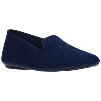 Schuhe Jungen Hausschuhe Norteñas 9-980 Niño Azul marino bleu