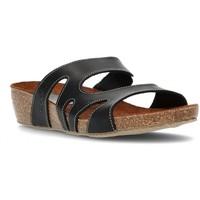 Schuhe Damen Pantoffel Interbios W SCHWARZ