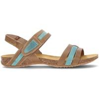 Schuhe Damen Sandalen / Sandaletten Interbios Sandalen  SUMMER 2019 JEANS