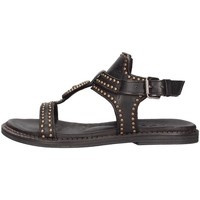 Schuhe Damen Sandalen / Sandaletten Zoe Cherokee04 Sandelholz Frau Schwarz Schwarz