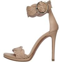 Schuhe Damen Sandalen / Sandaletten Albano 4114 BEIGE