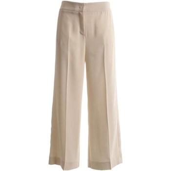 Kleidung Damen Anzughosen Marella GRACE WEISS