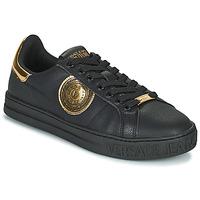 Schuhe Herren Sneaker Low Versace Jeans Couture REMI Schwarz