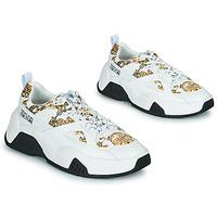Schuhe Damen Sneaker Low Versace Jeans Couture FELINA Weiss