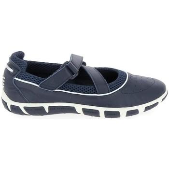 Schuhe Damen Tennisschuhe TBS Joannie Marine Blau