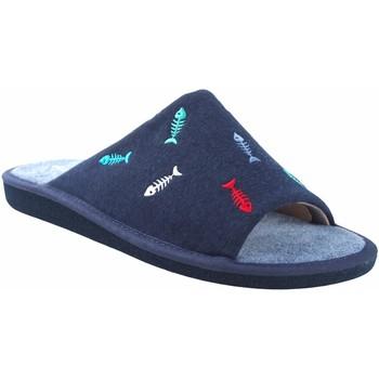 Schuhe Herren Multisportschuhe Garzon Geh nach Hause Herr  p386.127 blau Blau