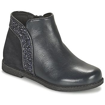 Schuhe Mädchen Boots Geox SHAWNTEL Marine