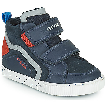 Schuhe Jungen Sneaker High Geox KILWI Marine