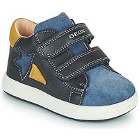 Schuhe Jungen Sneaker Low Geox BIGLIA Marine