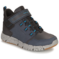 Schuhe Jungen Boots Geox FLEXYPER ABX Marine