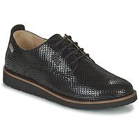 Schuhe Damen Derby-Schuhe TBS CELENZA Schwarz