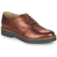 Schuhe Damen Derby-Schuhe Kickers OXFORK Violett
