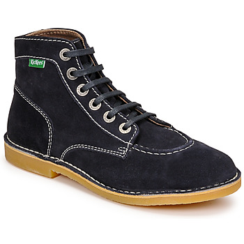 Schuhe Damen Boots Kickers ORILEGEND Marine