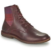 Schuhe Damen Boots Kickers TITI Braun