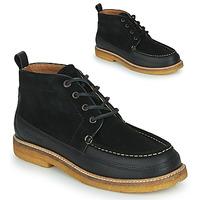 Schuhe Herren Boots Kickers HORIZOU Schwarz
