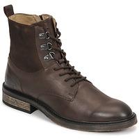 Schuhe Damen Boots Kickers ALPHAHOOK Braun