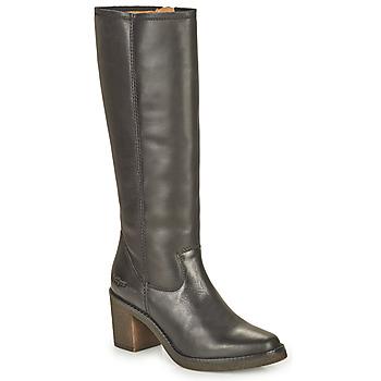 Schuhe Damen Klassische Stiefel Kickers AVEDRIM Schwarz