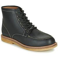 Schuhe Herren Boots Kickers HORUZY Schwarz