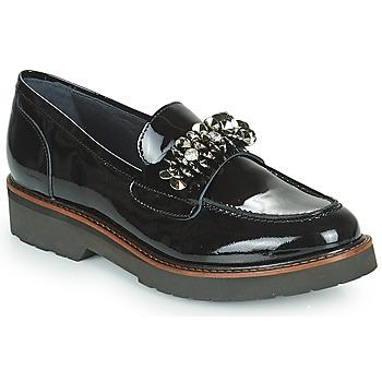 Schuhe Damen Slipper Myma TOTILE Schwarz