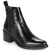 Schuhe Damen Low Boots Myma TILIAN Schwarz