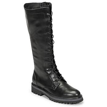 Schuhe Damen Klassische Stiefel Myma TATANI Schwarz