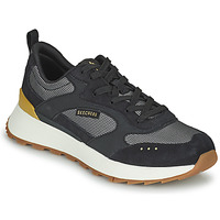 Schuhe Damen Sneaker Low Skechers SUNNY STREET Schwarz