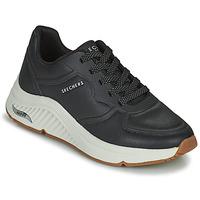 Schuhe Damen Sneaker Low Skechers ARCH FIT S-MILES Schwarz