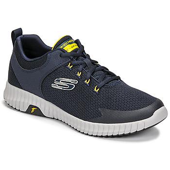 Schuhe Herren Sneaker Low Skechers ELITE FLEX PRIME Marine / Gelb