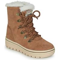 Schuhe Mädchen Boots Skechers STREET CLEATS 2 Braun