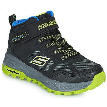Schuhe Jungen Sneaker High Skechers FUSE TREAD Schwarz / Gelb