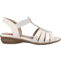 Schuhe Damen Sandalen / Sandaletten Relife Sandalen Weiß