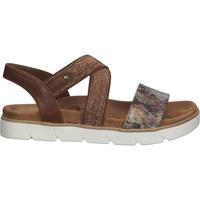 Schuhe Damen Sandalen / Sandaletten Relife Sandalen Mittelbraun