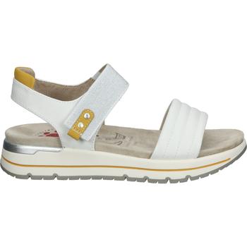 Schuhe Damen Sandalen / Sandaletten Relife Sandalen Creme