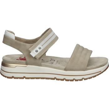 Schuhe Damen Sandalen / Sandaletten Relife Sandalen Beige