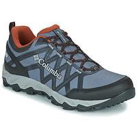 Schuhe Herren Wanderschuhe Columbia PEAKFREAK X2 OD Grau