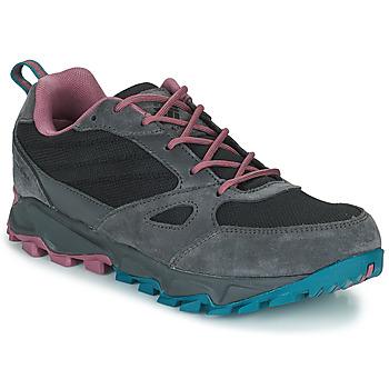 Schuhe Damen Wanderschuhe Columbia IVO TRAIL WP Schwarz