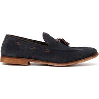 Schuhe Herren Slipper Café Noir C1RE6210 BLU