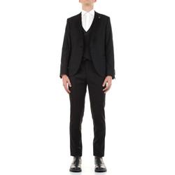 Kleidung Herren Anzüge Manuel Ritz 3030ARW3149-213050 Schwarz